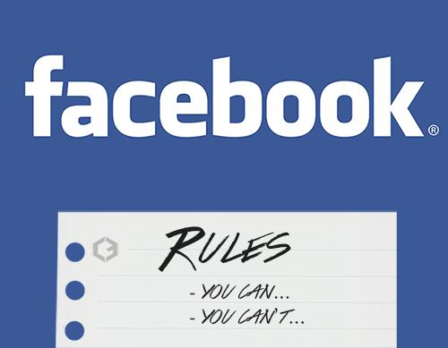 Facebook borítókép szabályok
